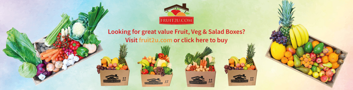 Fruit2u.com Fruit, Veg and Produce Boxes