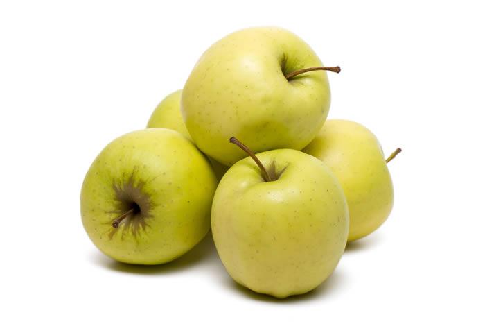 Golden Delicious Apples (74 pieces)