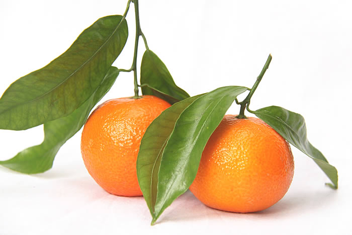 Clementines (with leaf) x 80 pieces