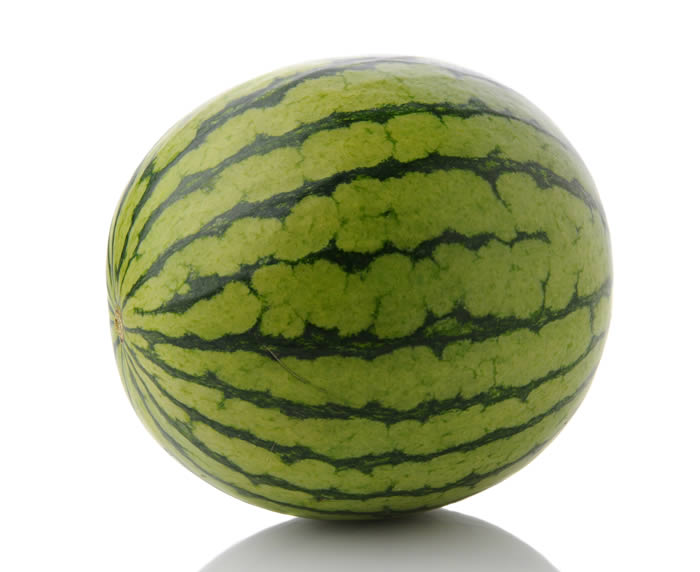 Water Melons (Seedless / Tiger) x 4 pieces