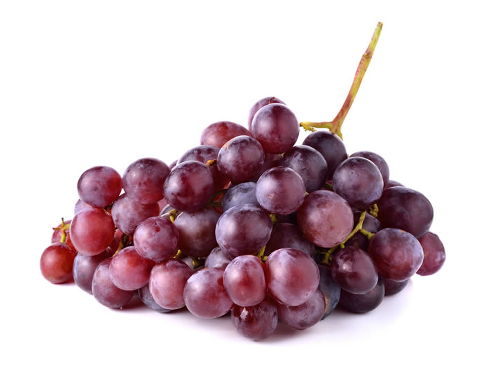 Seedless Red Grapes (pre-packed) 10x500gr