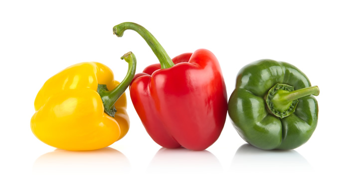 Mixed Peppers (10x3 pieces)