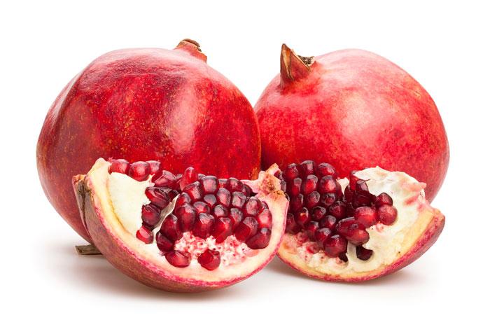Pomegranate x8 fruit per box