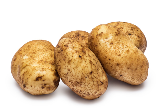 Washed Mid Potatoes (x10kg)